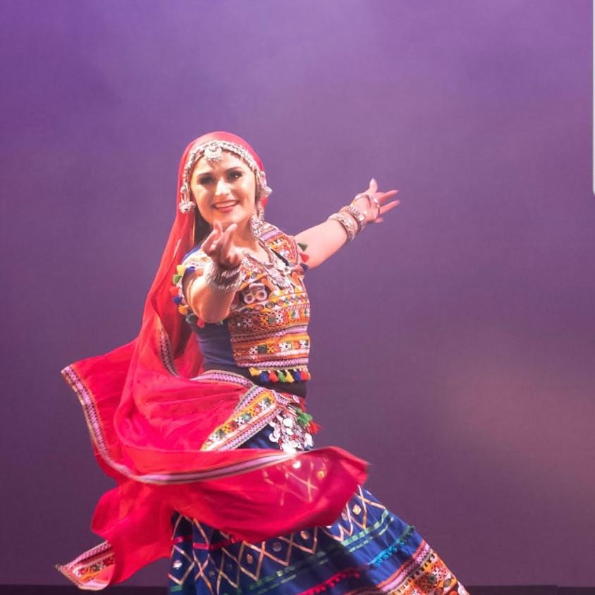Introduction to Kalbleliya dance with Mirian