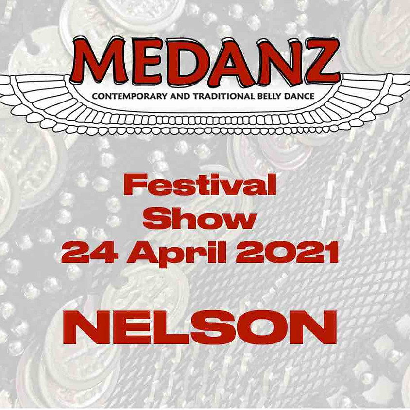 MEDANZ Festival Show 2021