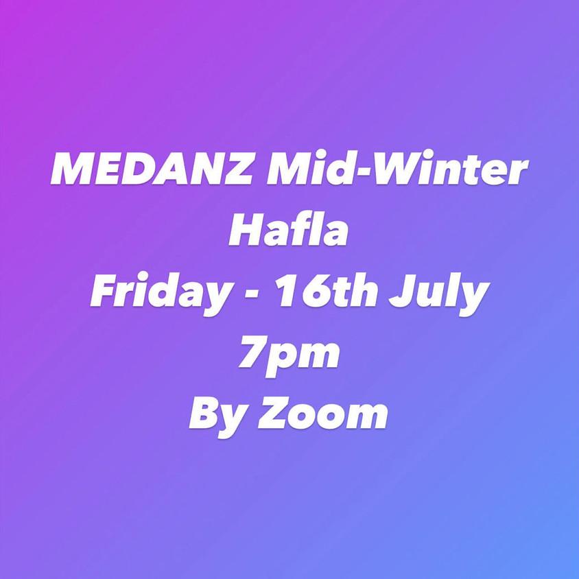 MEDANZ Mid-Winter Hafla