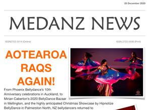 MEDANZ News December 20