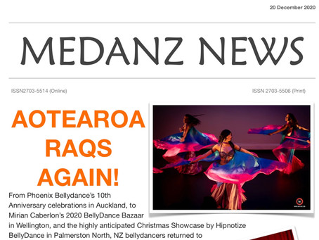 MEDANZ News December 20