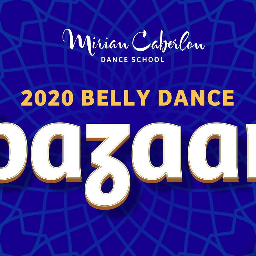 Belly Dance Bazaar 2020 - Wellington *MEDANZ Teacher Network