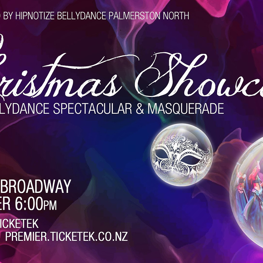 2020 Christmas Showcase, Palmerston North
