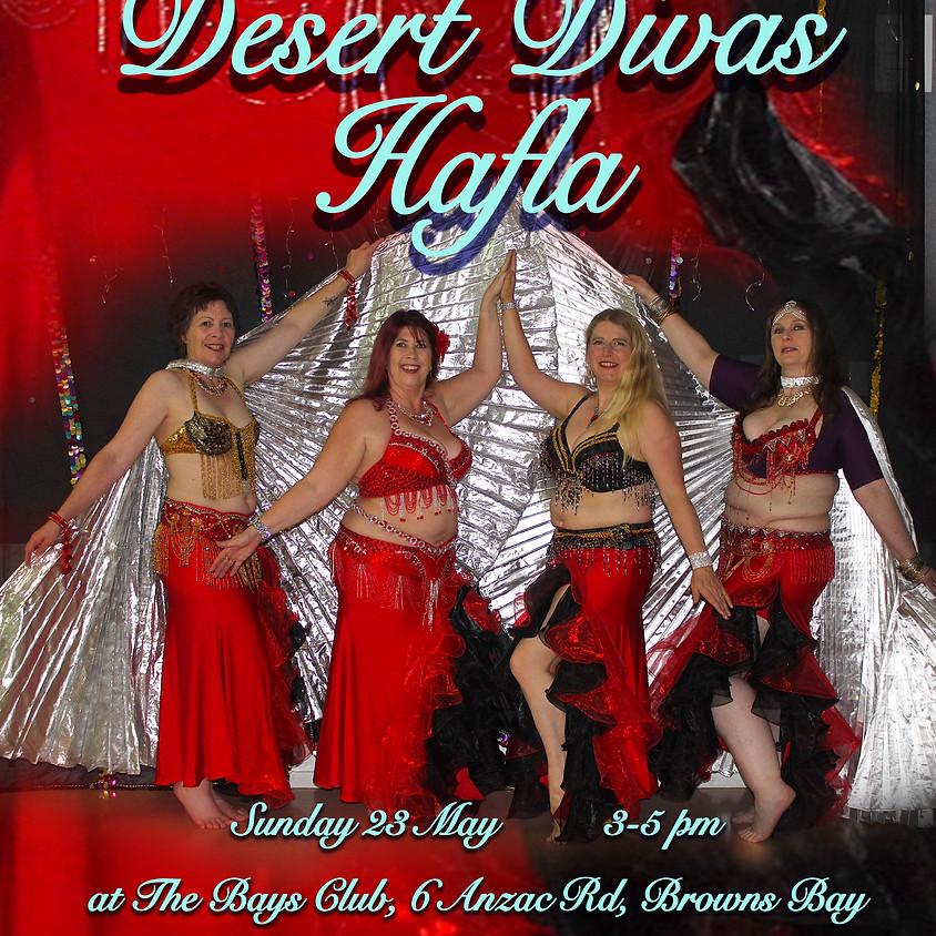 Desert Divas Hafla - Auckland