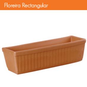 FLOREIRA RECTANG.