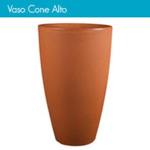 VASO PLAST. CONE ALTO 70 I