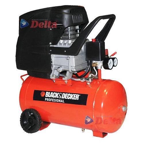 Compresor 2HP 24 LT lubricado CT224-B3 Black & Decker
