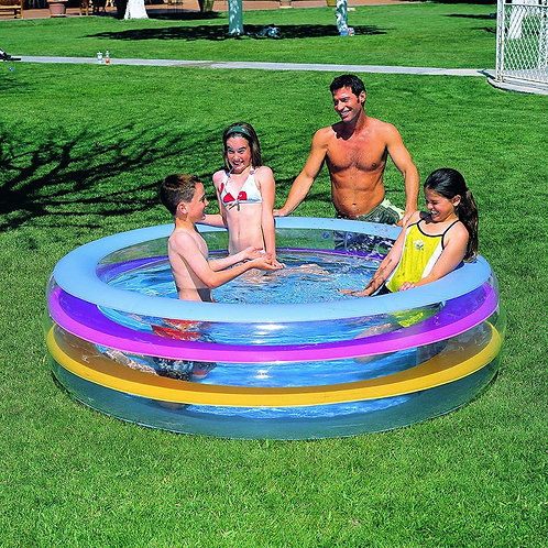 Piscina inflable 196 x 53 cm