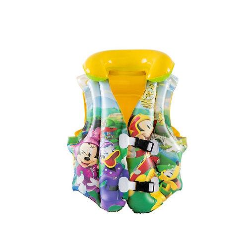 Chaleco salvavidas inflable Minnie y Mickey 3-6 años