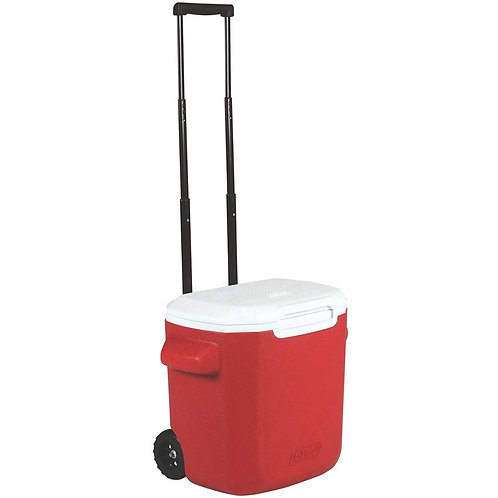 Cooler Coleman 16 qt rojo