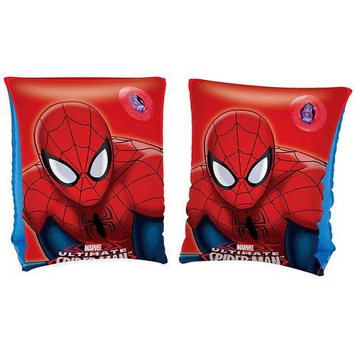 Flotadores de brazos Spiderman 3-6 años