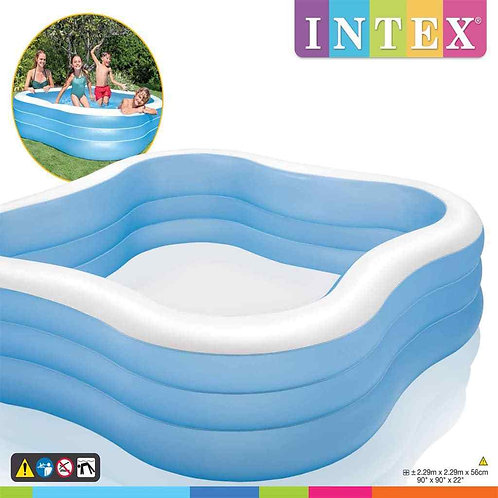 Piscina inflable Beach Wave
