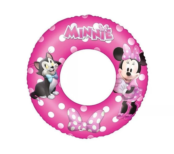 Boya inflable Minnie Mouse 3-6 años