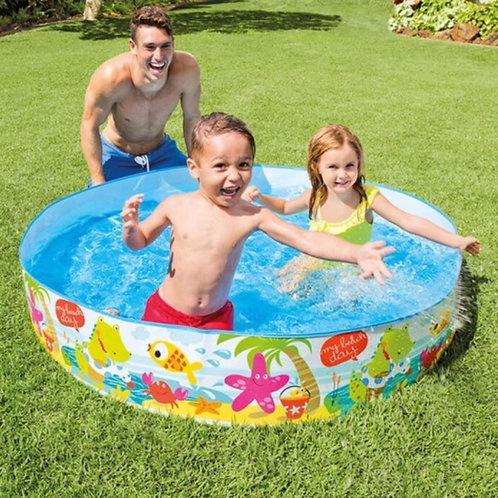 Piscina inflable 152 cm x 25cm