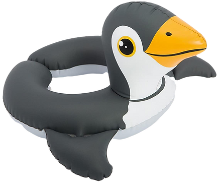 Boya Intex Pingüino 3-6 años