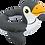 Thumbnail: Boya Intex Pingüino 3-6 años