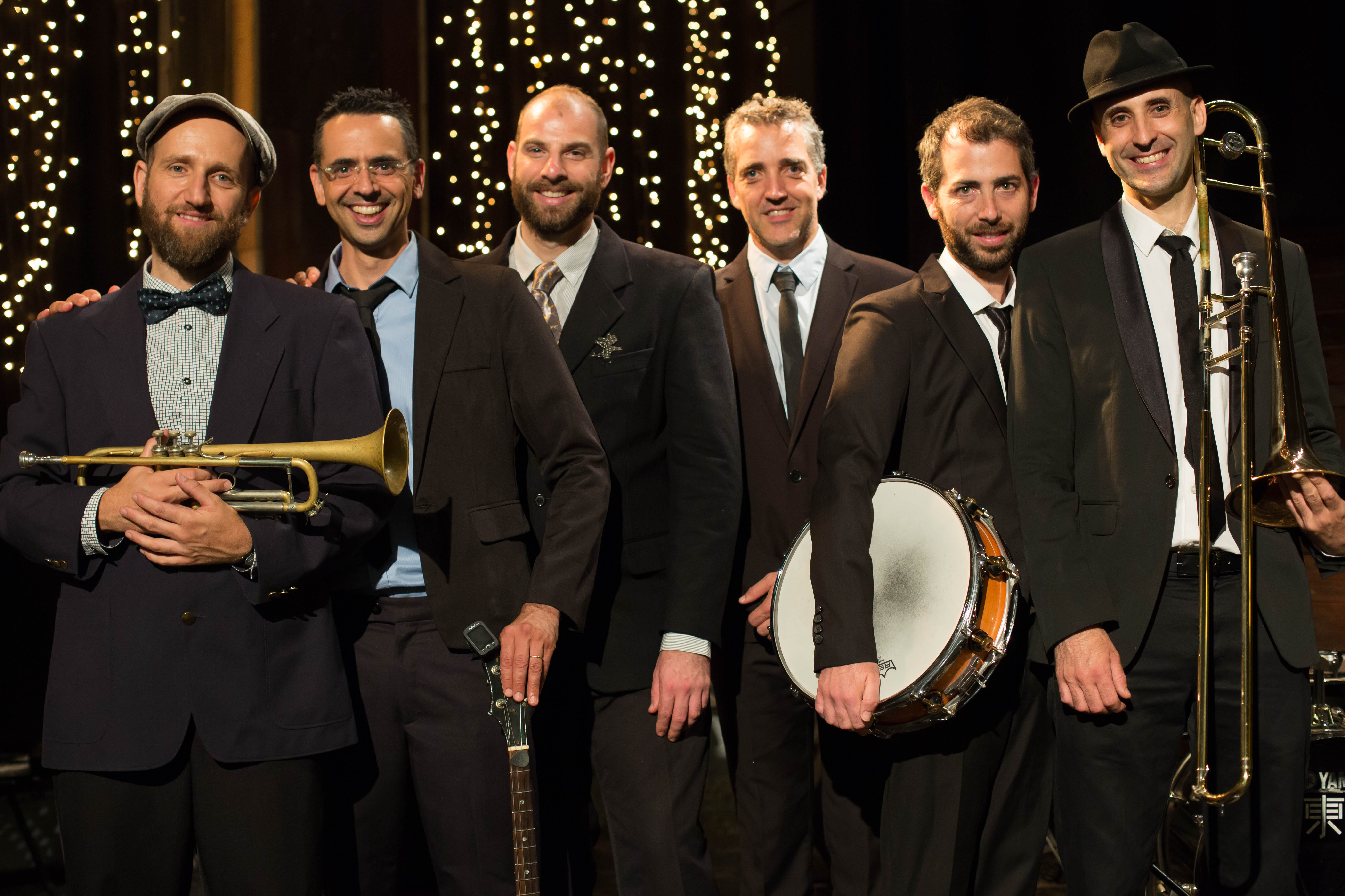 The New Orleans Function Jazz Band