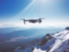 montanha Drone