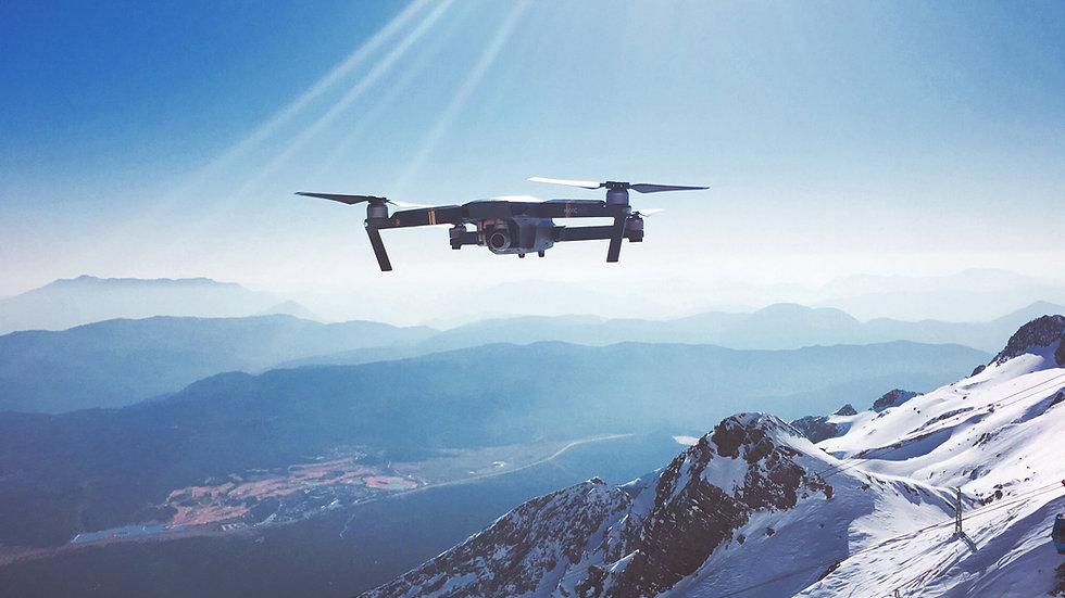 Drone Scatterings
