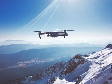 montagne Drone