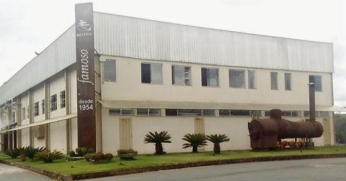 foto da fábrica