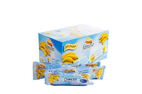 Bananinha Cremosa - sem Adição de Açúcar
