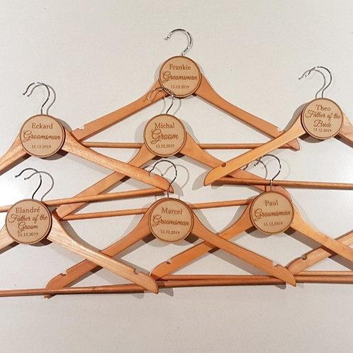 Round Hanger Tag