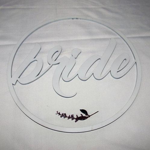 Hoop Bride