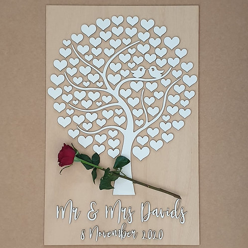 Love Tree Guest Book