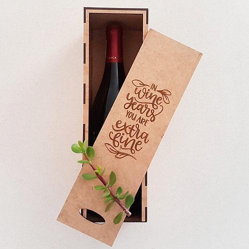 In Wine Years Wine Box