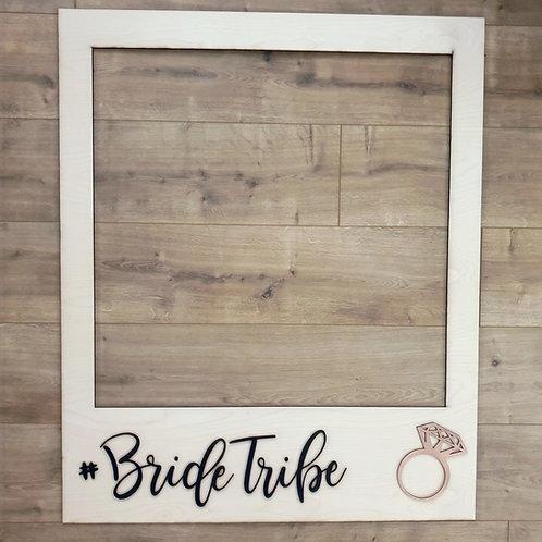 Birch Polaroid Frame