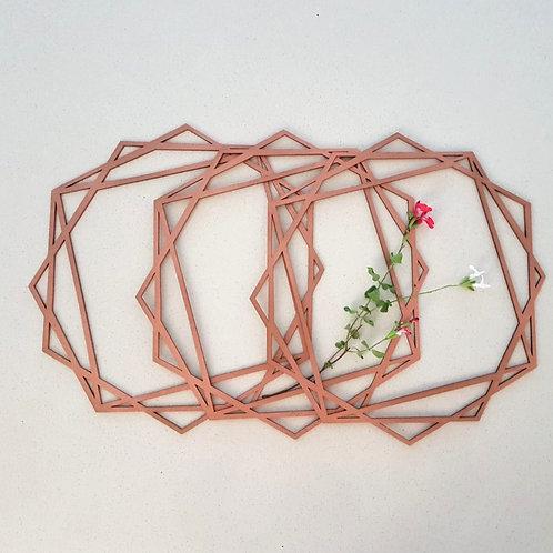 Geometric Underplates - Style 1
