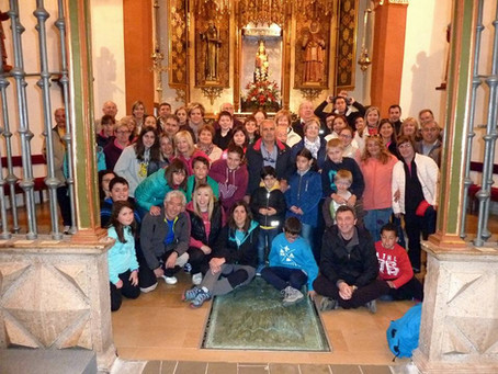 15 de Abril, Convivencia en el Monasterio de El pueyo