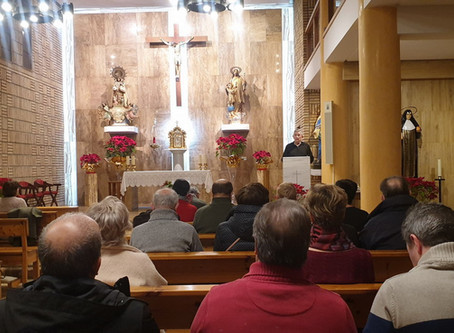 Jornadas de Oración con motivo del Año Jubilar.