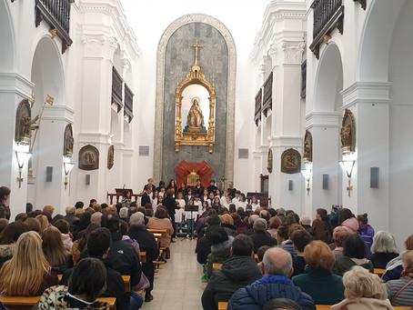 Gran éxito en el primer concierto de Cuaresma