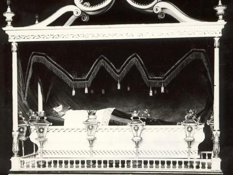 Comida celebración del 75 aniversario del Santo Sepulcro