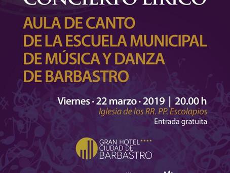 Ciclo de conciertos #ViernesdeCuaresma