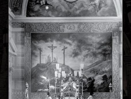 EXPOSICIÓN:75 Años del paso del Santo Sepulcro: 75 años del resurgir de la Semana Santa de Barbastro