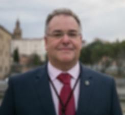 Jorge Belloc presidente de la cofradía