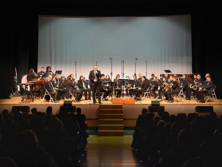 """Concierto de la Banda de Música """"Ciudad de Barbastro"""""""