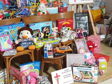 Recogida de juguetes para los más necesitados