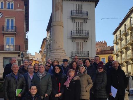 Reunión de Juntas de Gobierno de Cofradías de Aragón