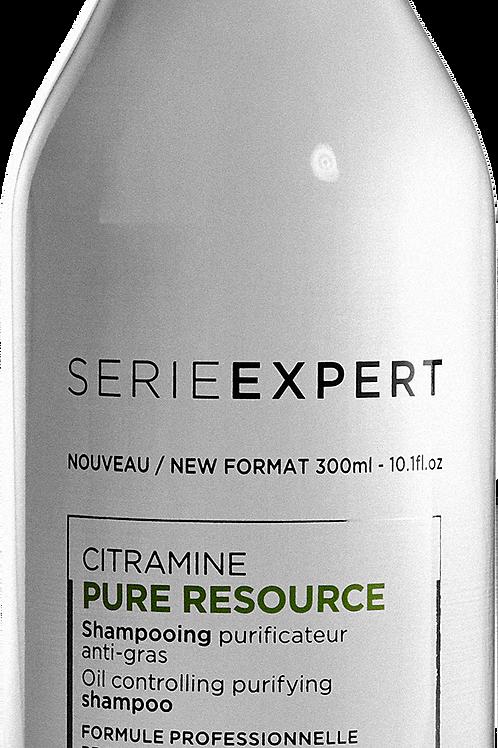 Pure Resource Shampoo, 300 ml