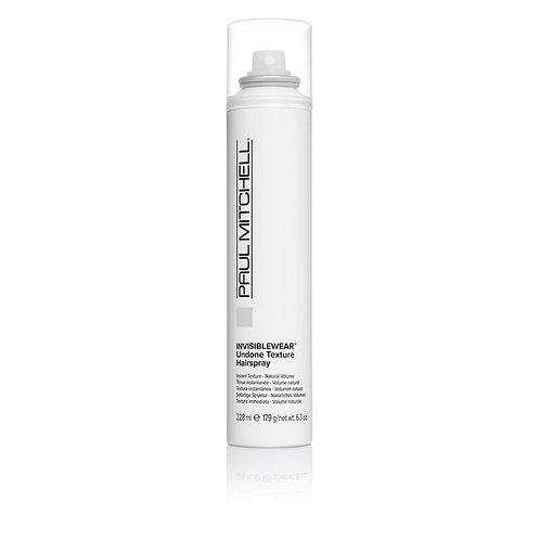 Paul Mitchell - INVISIBLEWEAR® Undone Texture Hairspray 52 ml
