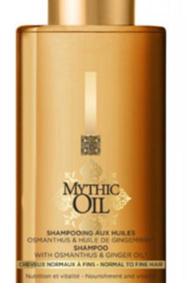 Mythic Oil Shampoo Normales bis Feines Haar, 75 ml
