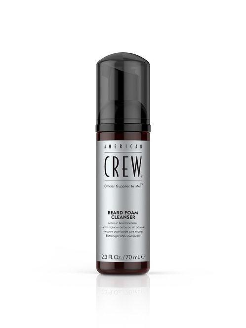 CREW BEARD FOAM CLEANSER 2.3oz/70ml