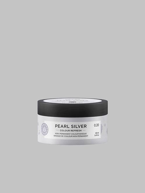 Colour Refresh Pearl Silver 0.20