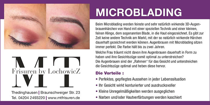 Microblading in Thedinhause