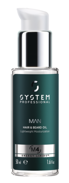 SYSTEM MAN H&B Oil- 50 ml