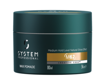 SYSTEM MAN Wax Pomade- 80 ml